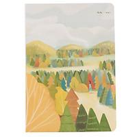 Tập Sinh Viên Lớn 16K-509 (18 x 25.5 cm) - Hình Ngẫu Nhiên