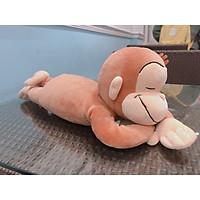 Gấu bông khỉ con tinh nghịch Curious George