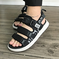 Giày sandal nữ siêu nhẹ hiệu Vento thích hợp mang đi học NB80B