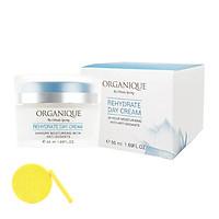 Kem Dưỡng Ẩm Ban Ngày Organique Rehydrate Day Cream (50ml) - Tặng Kèm Mút Rửa Mặt