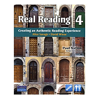 Real Reading 4: Student Book With Mp3 Files