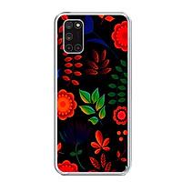 Ốp lưng dẻo cho điện thoại OPPO A52/ OPPO A92 - 0471 FLOWER16 - Hàng Chính Hãng