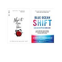 Combo Sách Kĩ Năng Ngủ Ít Vẫn Khỏe + Cuộc Dịch Chuyển Đại Dương Xanh