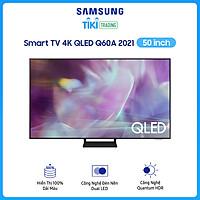 Smart Tivi QLED Samsung 4K 50 inch QA50Q60A Mới 2021