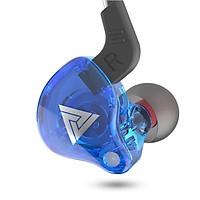 Tai nghe QKZ AK6 Bass mạnh âm thanh tốt có Micro và nút tăng giảm âm lượng - Hàng chính hãng