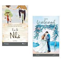 Combo Tiểu Thuyết Lãng Mạn: Em Là Nhà + Vì Vợ Là Vợ Anh - (Tặng Kèm Postcard Greenlife)