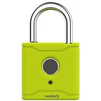 Ổ khoá vân tay thông minh neolock POK1 - (phiên bản 4.0 APP neolock)  TIÊU CHUẨN CHỐNG NƯỚC,CHỐNG PHÁ, KHOÁ CẢM BIẾN VÂN TAY