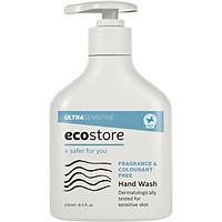 Nước rửa tay cho da nhạy cảm gốc thực vật Ecostore 250ml