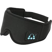 Mặt Nạ Bịt Mắt Ngủ Miếng Che Mắt Ngủ Tích Hợp Tai nghe Bluetooth 5.0 Nghe Nhạc