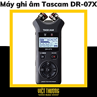 MÁY THU ÂM STEREO CẦM TAY TASCAM DR-07X