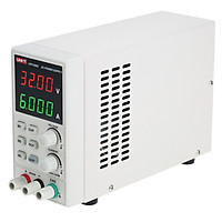 UNI-T Switching DC Power Supply 4 Digits Display LED 0-32V 0-6A High Precision Adjustable Mini Power Supply AC 220V 50Hz