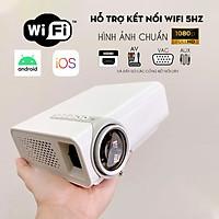 Máy chiếu mini Full HD LEJIADA YG-530, tặng kèm dây HDMI , độ phân giải Full HD sắc nét (giao màu ngẫu nhiên) - Hàng chính hãng