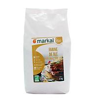 Bột mì nguyên cám T150 và đa dụng T55 hữu cơ - Markal