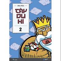 Sách - Tây Du Hí (Tập 2) (tặng kèm bookmark)