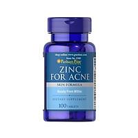 Thực phẩm bảo vệ sức khỏe Kẽm hỗ trợ trị mụn - Zinc for Acne