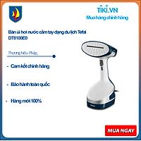 Bàn ủi hơi nước cầm tay dạng du lịch Tefal DT8100E0- Hàng chính hãng