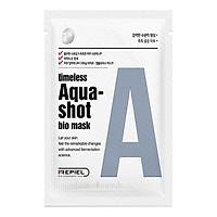 Mặt Nạ Sinh Học Cellulose Cao Cấp Repiel Dưỡng Ẩm Sâu Cho Da Đến 72h Với Tinh Chất PENTAVITIN Timeless Aqua-shot