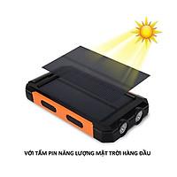 Sạc tích điện năng lượng mặt trời có móc đeo tiện dụng 20000mAh-hàng chính hãng