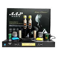 Micro cao cấp AAP S700 chống hú cực tốt, tiếng ấm, hút tiếng tốt, nhiều tính năng vượt trội trong tầm giá