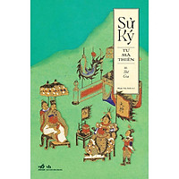 Sách - Sử ký III - Thế gia(tặng kèm bookmark thiết kế)