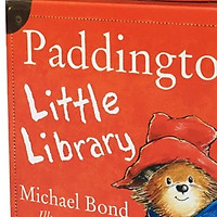 Sách - Paddington Little Library by Michael Bond R. W. Alley - (UK Edition, paperback)