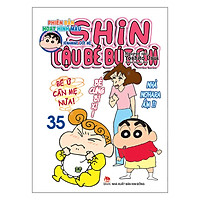 Shin Cậu Bé Bút Chì - Phiên Bản Hoạt Hình Màu (Tập 35)