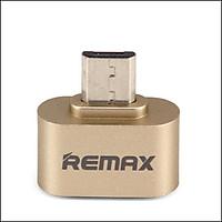 Đầu chuyển từ MicroUSB ra OTG Remax RA-OTG - Hàng nhập khẩu