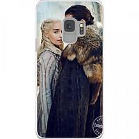 Ốp Lưng Cho Điện Thoại Samsung Galaxy S9 Game Of Thrones - Mẫu 362