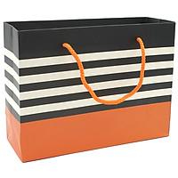 Túi Giấy Mi Ngang Size L - Mẫu 2