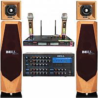 Dàn karaoke và nghe nhạc gia đình RSX - 7900 BellPlus - Hàng chính hãng