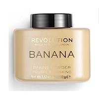 Phấn phủ dạng bột Revolution Luxury Power Banana 32g