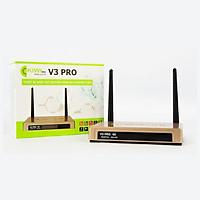 Android TV Box Kiwibox V3 Pro (Ram 2GB, hỗ trợ Bluetooth 4.0) - Hàng Chính Hãng - Tặng kèm chuột không dây Foter V181