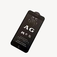 Kính cường lực full nhám chống bám vân tay cho Iphone siêu bền, siêu cứng , ôm sát máy, chống chầy - Hàng chính hãng