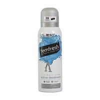 Xịt Thơm Mát Vùng Kín Femfresh Ultimate Care Deodorant 125ml ( Hàng Anh)