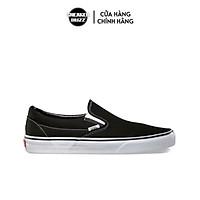 Giày Slip On Unisex Vans VN000EYEBLK - Black