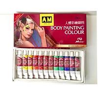 Màu vẽ mặt Body Painting Color