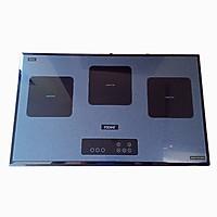 Bếp điện kết hợp ba vùng nấu PEDINI PDN 666G - Hàng chính hãng