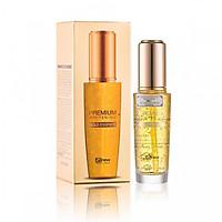 Tinh chất serum vàng 24k dưỡng trắng da chống lão hóa se khít lỗ chân lông - Benew Premium Whitening Gold Essence 50ml