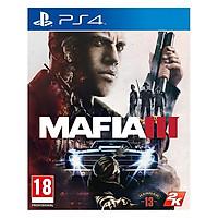 Đĩa Game PlayStation PS4 Sony Mafia 3 Hệ US - Hàng nhập khẩu