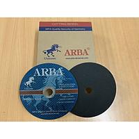 Đá cắt ARBA 180x2x22.23mm 25 viên.