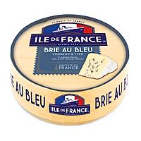 Phô mai Ile De France Brie Au Bleu 125g