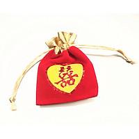 Túi nhung làm quà tặng đồ trang sức, vòng tay cao cấp