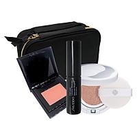 Bộ trang điểm Shiseido Synchro Skin White Cushion Compact G2 (Lõi phấn + vỏ hộp)