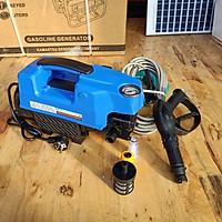 Máy rửa xe mini công suất cực mạnh 2400W awa - động cơ dây đồng 100% bền bỉ