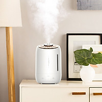 Máy phun sương tạo ẩm thanh lọc không khí - Đồng hồ Led