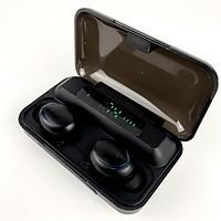 Tai Nghe Bluetooth Nhét Tai Gutek F9 Không Dây Nút Cảm Ứng, Tai Nghe Thiết Kế Tinh Xảo, Tỉ Mỉ, Đem Lại Cảm Giác Thời Thượng Kiểu Dáng Thể Thao, Công Nghệ Kết Nối Bluetooth V5.0 Cho Tốc Độ Nhanh Ổn Định & Tiết Kiệm Pin, Chống Nước Tốt, Hàng Chính Hãng