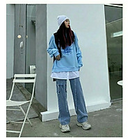 Jeans Jeans women were thin 2021 early autumn Korean style bandage street tide high-waist pants