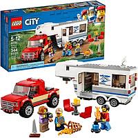 Xe Cắm Trại Caravan LEGO 60182 (344 Chi Tiết) (Hàng Clearance-Không Đổi Trả)