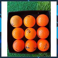 10 quả bóng golf Màu đủ các Thương hiệu  bóng golf volvik, bóng golf Srixon, bóng golf taylormade, bóng golf honma vv...
