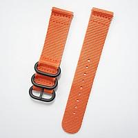 Dây Vải Nylon Size 20 Cam cho Galaxy Watch